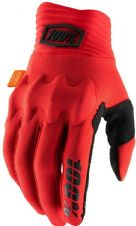 New 100% Cognito D30 Glove Red/Black S M L XL Motocross